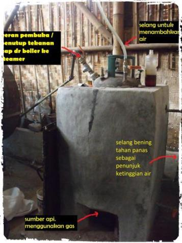 boiler-modifikasi-untuk-sterilisasi-baglog-jamur_rumajamur-ganesha mycosoft.rial aditya.baglog jamur tiram