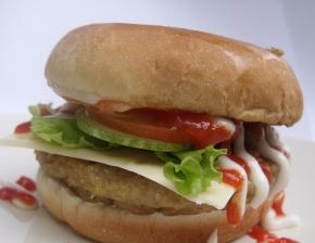 burger jamur ala JAMURAN BANDUNG.CVGaneshaMycosoft