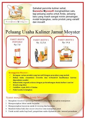 Peluang Usaha Kuliner Jamur franchise-bagi hasil-peluang investasi terjangkau