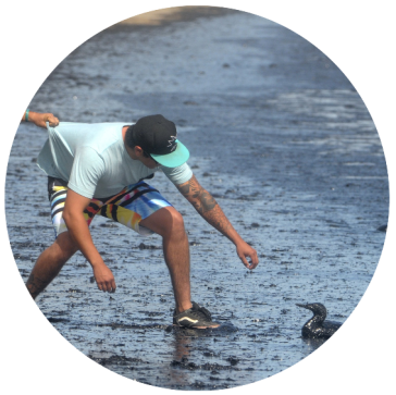 Oil-Spill.tumpahan minyak