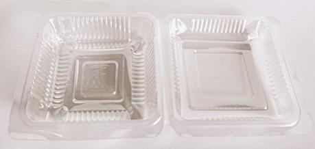 plastik mika untuk wadah media jamur