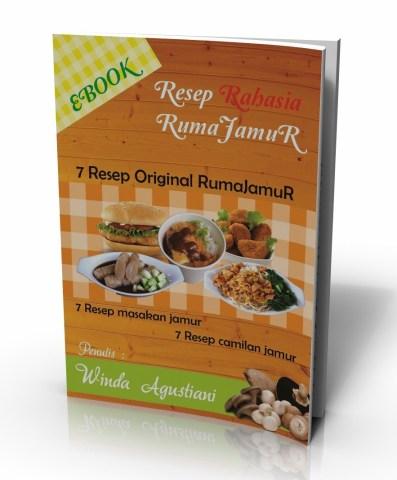 ebook kuliner olahan jamur resep original rumajamur