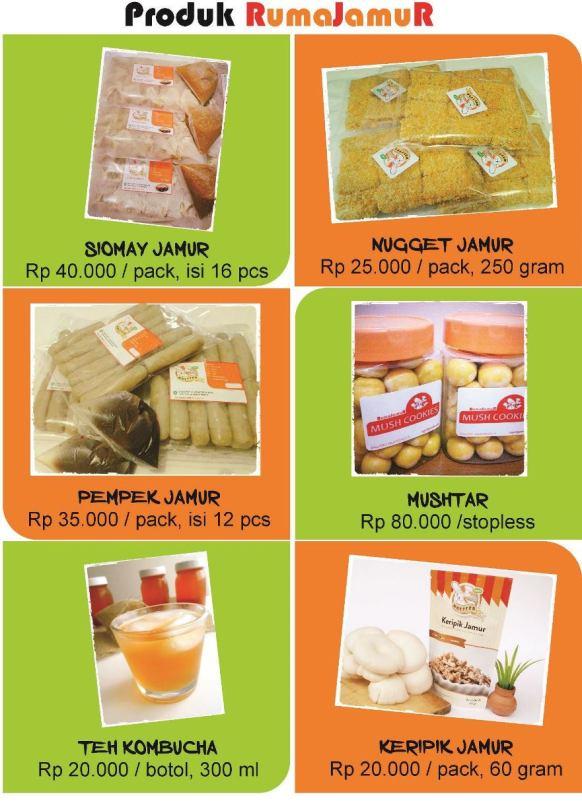 katalog produk rumajamur kuliner olahan jamur